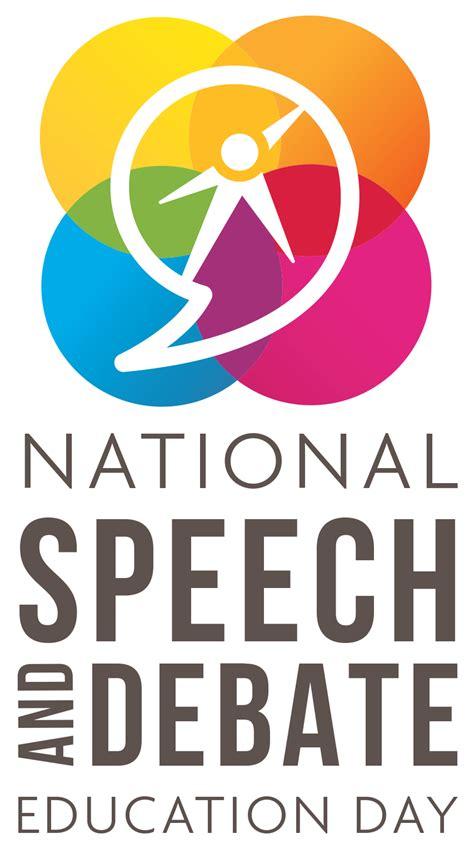 national speech  debate education day national speech