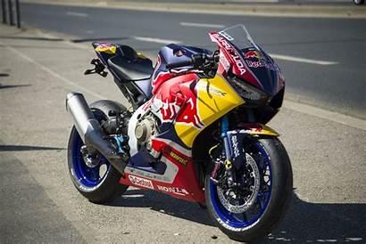 Bull Cbr Moto Absolu Honda Peinture Colors