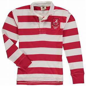 Marc O Polo Size Chart Alabama Crimson Tide Wes Willy Youth Long Sleeve Rugby