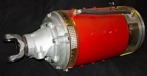 Electric Car Motor by Electric Car Motor Size Question