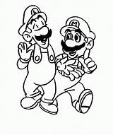 Coloring Pages Nintendo Characters Easy Popular Crib Baby sketch template