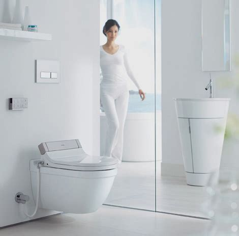 Commode Bidet Combination by Heated Toilet Seat Bidet Combo By Philippe Starck New