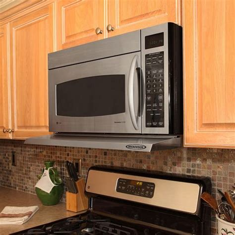 microvisor range hood    microwave ovens