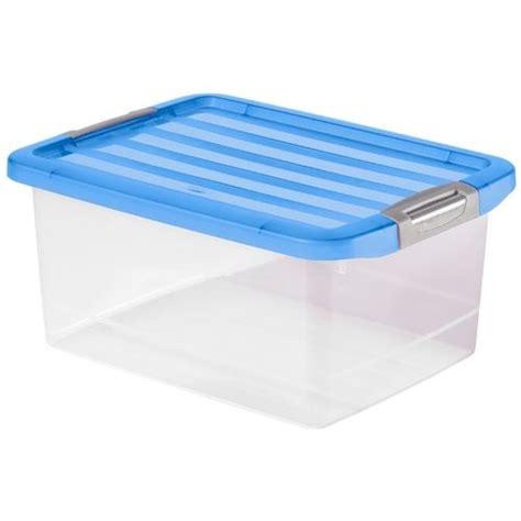 bo 238 te de rangement click n fit 15 l curver achat vente boite de rangement plastique cdiscount