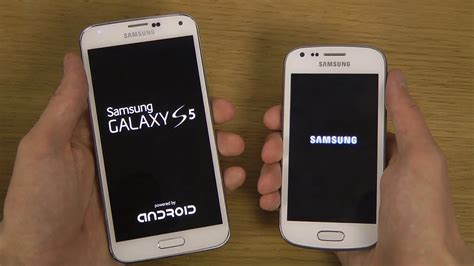 samsung galaxy s5 samsung galaxy trend plus which is faster youtube