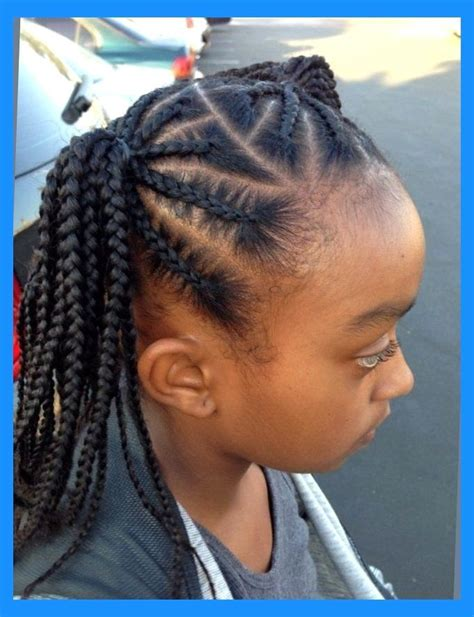 Kid Braids Hairstyles Pictures by 1000 Ideas About Black Hairstyles On Kid