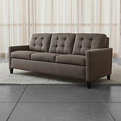 Karnes Sleeper Sofa by Karnes Sleeper Sofa Chair Reviews Crate And Barrel