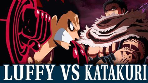 luffy  katakuri previsoes  piece  youtube