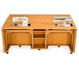 koala studios dualmate plus iv sewing cabinet tops