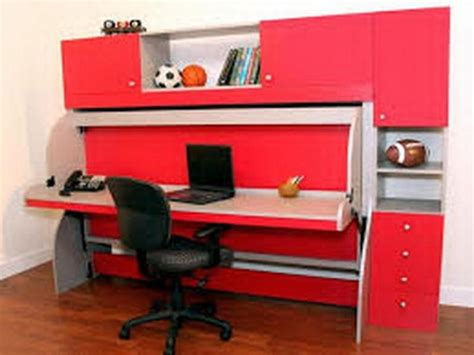 bed and computer desk combo 17 minimalist desk bed combo designs for students