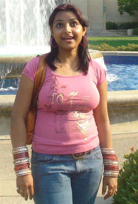 Real Life Girls Bengali Girl Amrita In Jeans And T Shirt