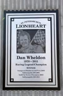 motorsport video memorial dan wheldon