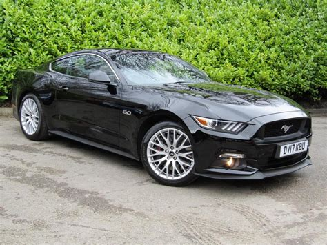 Ford Mustang 5.0 V8 ( 421ps ) ( Custom Pack