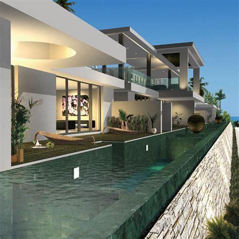 low rise luxury apartment in koh samui idesignarch interior design architecture interior