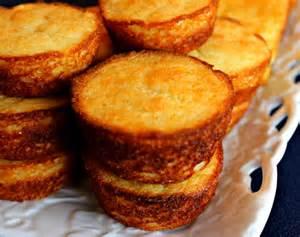 Corn Bread Sour Cream Muffins