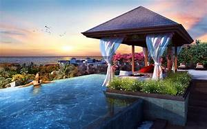 Amazing Tropical Beach Resort Desktop Wallpapers Zibrato