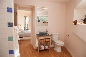 Kork Im Badezimmer : welches material passt in mein bad beton fliesen oder holz ~ Markanthonyermac.com Haus und Dekorationen