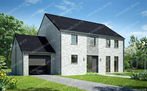constructeur maison bois belgique infographie 3d pour les constructeurs de maisons