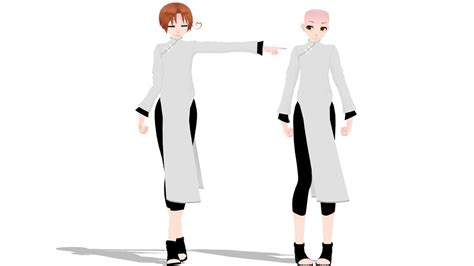 [ MMD ] TDA Chinese clothing by 2p-Italy-Veneziano on DeviantArt