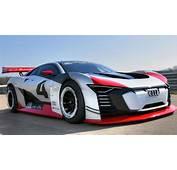 Audi E Tron Vision Gran Turismo Virtual Concept To Real