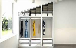 Kleiderschrank In Dachschräge : begehbarer kleiderschrank dachschr ge hinten neuesten design kollektionen f r ~ Sanjose-hotels-ca.com Haus und Dekorationen