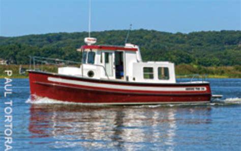 pocket trawlers boats