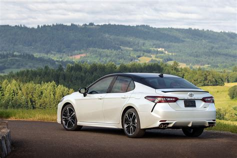 Camry Xse by Review 2018 Toyota Camry Xse V6