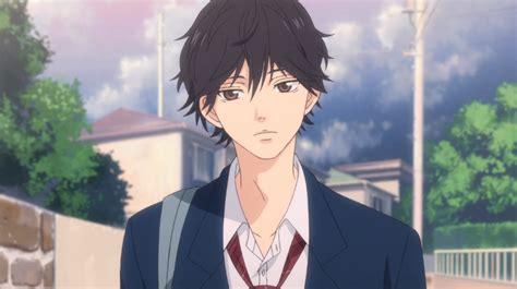ao haru ride episode 3 review anime opinion