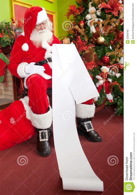 long christmas list
