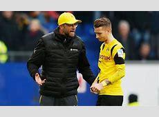 Marco Reus 'chuckled' when Dortmund were drawn vs Jurgen