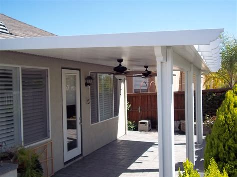 aluminum patio covers evans awning