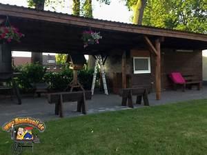 Outdoor Küche überdacht : meine outdoork che hier ist endlich der baubericht ~ Orissabook.com Haus und Dekorationen