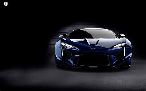 2016 W Motors Fenyr Supersport Wallpaper  Hd Car