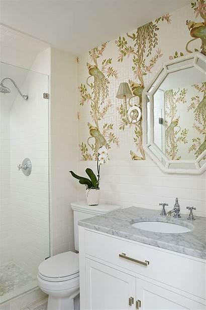 Bathroom Bathrooms Bamboo Mirror Inspiration Vanity Amie