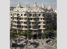 Casa Milà An Architectural Masterpiece by Antoni Gaudí