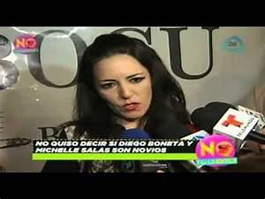 La hija de Michell Salas admira al actor Diego Boneta. No ...