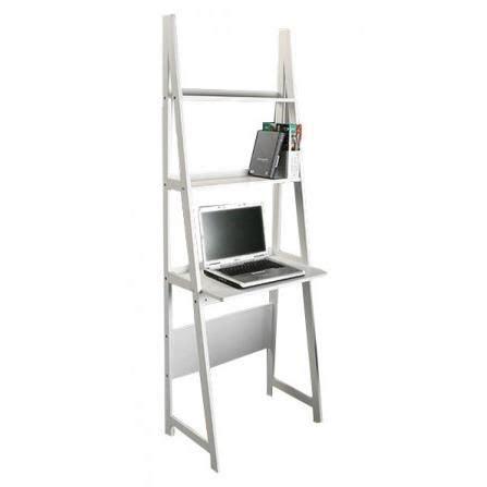 etagere bureau étagère bureau en bois blanc achat vente etagère