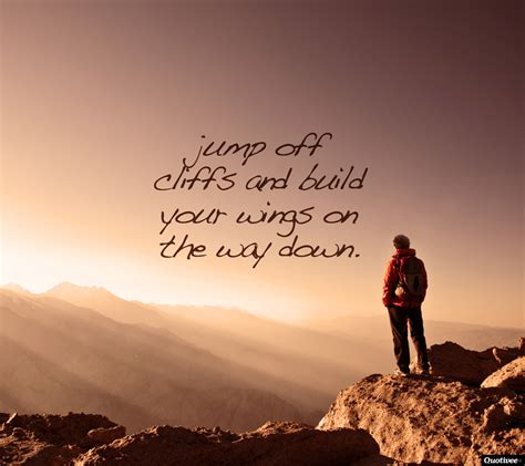 Build Your Wings - Inspirational Quotes | Quotivee