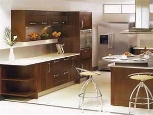 Kitchen best modern kitchen design for small space for Modern kitchen designs for small spaces