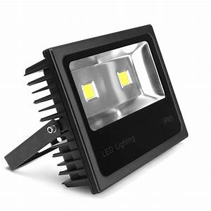 Brightest led flood light iron