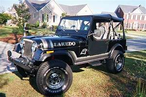 1984 Jeep Cj-7 - Pictures
