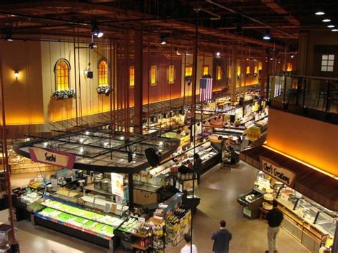 Wegmans - Picture of Wegmans Market Cafe and Seafood Bar ...