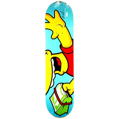 Zero Blood Deck by Dgk Iconic Williams Deck 8 00 Forty Two Skateboard Shop