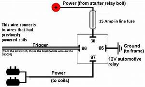Ignition Coil Relay