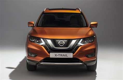 nissan x trail facelift 2020 2019 nissan x trail facelift exterior and headls 2020