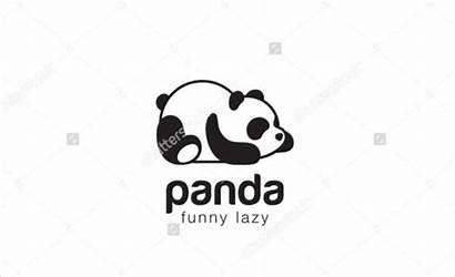 Panda Bear Funny Psd Ai Vector Designs