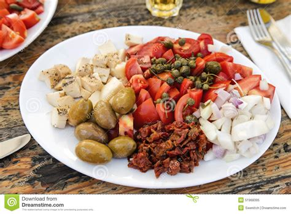 cuisine maltaise photo stock image 51968395