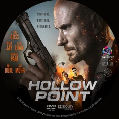 hollow point dvd covers labels  covercity