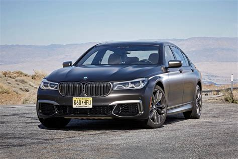 2018 Bmw 7 Series M760i Xdrive Pricing  For Sale Edmunds