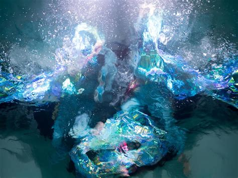 muses  underwater photography series